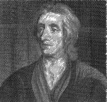 John locke theory on education
